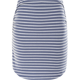 Patagonia Ribbon Falls Skirt Women sentinel stripe small: dolomite blue